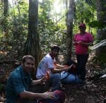 Jungle trekking Bolivia
