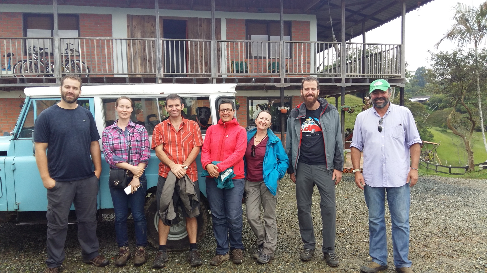 Coffee tour from Steel Horse Finca Filandia